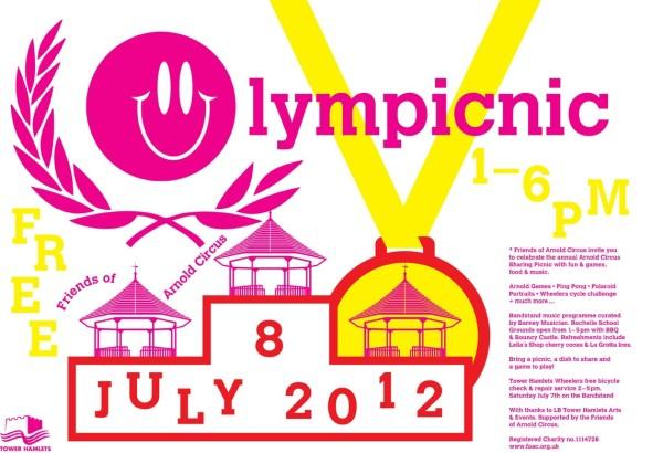 olympicnic arnold circus sharing picnic