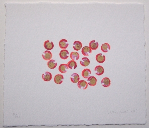 Rachel Whiteread 'Hollyhock Seeds' 2012