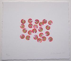 Rachel Whiteread 'Hollyhock Seeds' 2012